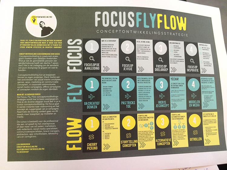 Focus Fly Flow