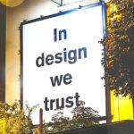 Nu is iedereen een designer. Opdrachtgeverschap en samenwerken anno 2018.