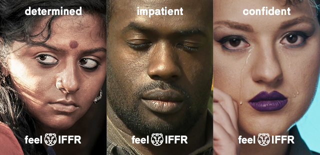 Campagneposters 'Feel IFFR'